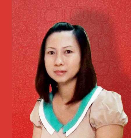 Chị Nguyễn Kim Hồng
