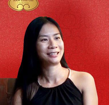 Chị Nguyễn Kim Cúc