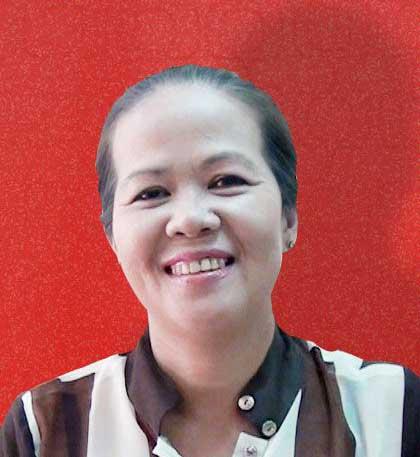 Chị Lê Thị Diệu Hiền