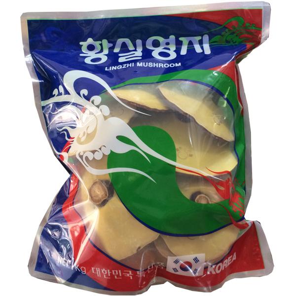 Nấm Linh Chi Hàn Quốc Cao Cấp - Bịch 1Kg